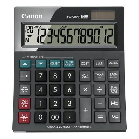 เครื่องคิดเลข Canon รุ่น AS-220RTS