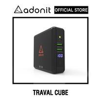 ADONIT PowerBank TravelCube 3 in 1 Wireless Powerbank Wall Charger - ชาร์ทไร้สาย