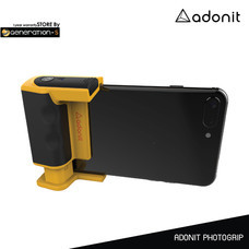 ADONIT-กริปจับโทรศัพท์ PhotoGripTravel Smartphone Photo Selfie Grip Handle