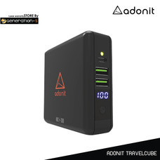 ADONIT PowerBank TravelCube 3 in 1 Wireless Powerbank Wall Charger - ชาร์ทไร้สาย