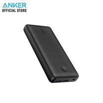Anker PowerCore Select 20000 QC3.0 Black น้ำหนักเบา เหมาะสำหรับการพกพา ใช้งาน 2 ช่องพร้อมกันไม่ลดความเร็วในการชาร์จ - Black (ประกัน 2 ปี)