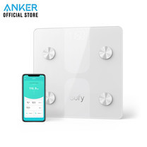 เครื่องชั่งน้ำหนักดิจิตอล Eufy Body Scale Weight C1 เชื่อมต่อผ่าน Bluetooth วัดค่าสุขภาพ 12 รายการ - White