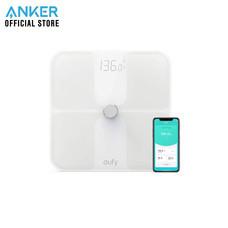 เครื่องชั่งน้ำหนักดิจิตอล Eufy Body Scale Weight Max 1 เชื่อมต่อผ่าน Bluetooth วัดค่าสุขภาพ 12 รายการ - White