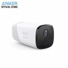 EufyCam 2 Add-On กล้องวงจรปิดเสริมความปลอดภัยแบบไร้สายภายในบ้าน คมชัด 1080p HD ชาร์จแบตครั้งเดียวใช้ได้นานถึง 365 วัน