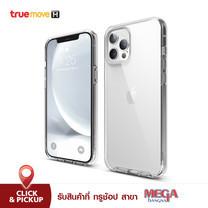 ELAGO เคส สำหรับ iPhone 12 Pro Max Hybrid Clear Case