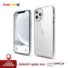 ELAGO เคส สำหรับ iPhone 12 Pro Hybrid Clear Case
