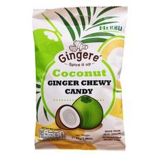 Ginger Candy ลูกอมขิง รสมะพร้าว 64 กรัม