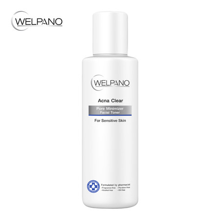 Welpano Acna Clear Pore Minimizer Facial Toner 135 มล.