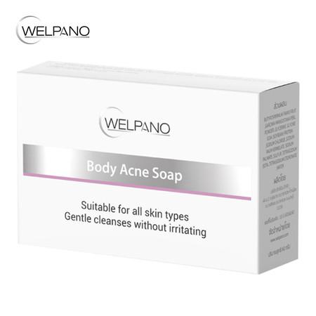 Welpano Body Acne Soap 60 ก.