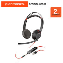 Plantronics Blackwire 5220 USB TYPE-A (รับประกัน 2ปี)