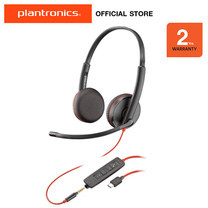 Plantronics Blackwire 3225 USB TYPE-C (รับประกัน 2ปี)