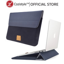 กระเป๋า Cozi Stand Sleeve - Aria Collection 15 (Dark Blue)