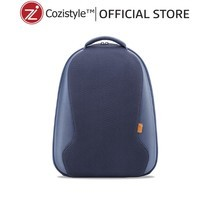 "กระเป๋า Cozi City Backpack Slim - Aria Collection 15"" (Dark Blue)"
