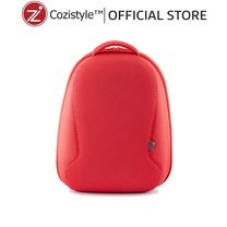 "กระเป๋า Cozi City Backpack Slim - Aria Collection 15"" (Flame Red)"