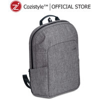 กระเป๋า Cozi Metro Backpack Slim - Poly collection (Gray)
