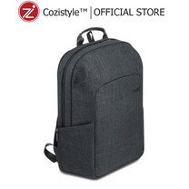 กระเป๋า Cozi Metro Backpack Slim - Poly collection (Carbon Black)