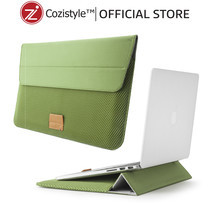 กระเป๋า Cozi Stand Sleeve - Aria Collection 15 (Fern Green)