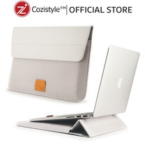 กระเป๋า Cozi Stand Sleeve - Aria Collection 15 (Lily White)
