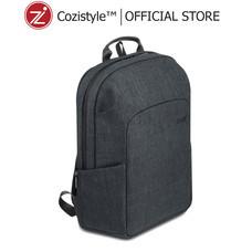กระเป๋า Cozi Metro Backpack Slim - Poly collection (Carbon Black)