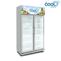 The Cool ตู้แช่เย็น2ประตู รุ่น ALEX 2P PLUS ความจุ 25 คิว