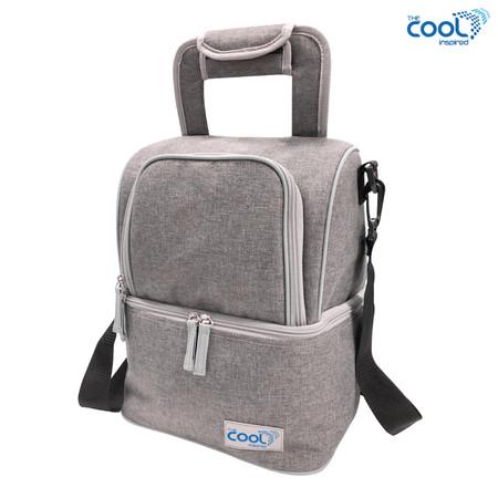 The Cool กระเป๋าเก็บอุณหภูมิ รุ่น FAMI BAG - สีเทา