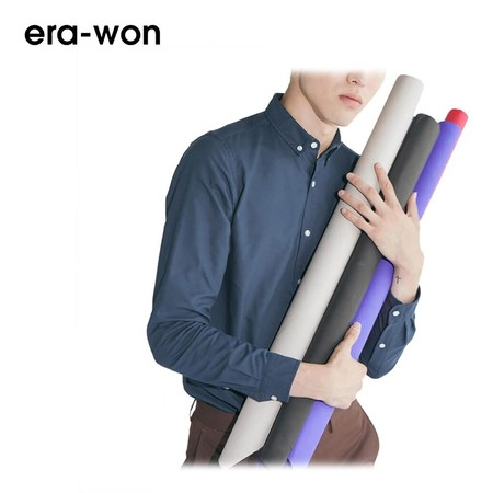 era-won เสื้อเชิ้ต รุ่น OXFORD SHIRT ANTI-BACTERIA ทรง Slim - สีน้ำเงิน Smart Blue
