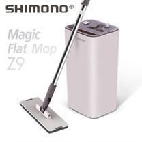 Shimono ไม้ถูพื้นมหัศจรรย์ Magic Flat Mop Z9 Plus