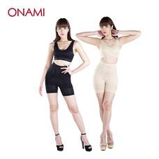 Onami Fit Bra จำนวน 2 ชุด (สี Black 1 ชุด + Skin 1 ชุด)
