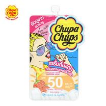 Chupa Chups บอดี้เซรั่มกันแดด สตรอว์เบอร์รี่SPF30 PA+++ (แบบซอง) ขนาด 10มล.