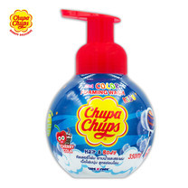 Chupa Chups Head To Toeโฟมอาบน้ำ + สระผม กลิ่นCherrycola ขนาด 350มล.