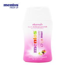 Mentos ครีมอาบน้ำ เฟรชคอลลาเจน 90 มล.