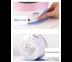 HOMU กระทะไฟฟ้าอเนกประสงค์ Multi-Funtional Mini Pan (อุปกรณ์ 10 ชิ้นใน 1 กล่อง) สีชมพู