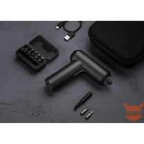 Electric Screw Xiaomi Mijia Electric Screwdriver สว่านไฟฟ้า ไขควงไฟฟ้า มาพร้อมหัวเปลี่ยนไขสกูร 12 แบบ