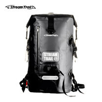 Stream Trail กระเป๋าเป้กันน้ำ รุ่น Dry Tank 40L D2 - สีดำ Onyx