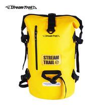 Stream Trail กระเป๋าเป้กันน้ำ รุ่น Dry Tank 40L D2 - สีเหลือง Saffron