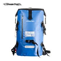 Stream Trail กระเป๋าเป้กันน้ำ รุ่น Dry Tank 40L D2 - สีน้ำเงิน Azure