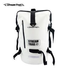 Stream Trail กระเป๋าเป้กันน้ำ รุ่น Dry Tank 40L D2 - สีขาว Splash