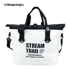 Stream Trail กระเป๋ากันน้ำ รุ่น Marche DX-1.5 - สีขาว Splash