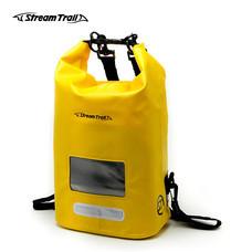 Stream Trail กระเป๋ากันน้ำ รุ่น Dry Cube 10L - สีเหลือง Saffron