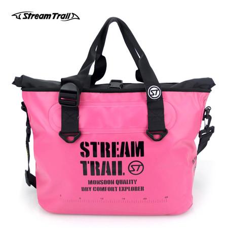 Stream Trail กระเป๋ากันน้ำ รุ่น Marche DX-1.5 - สีชมพู Rosy