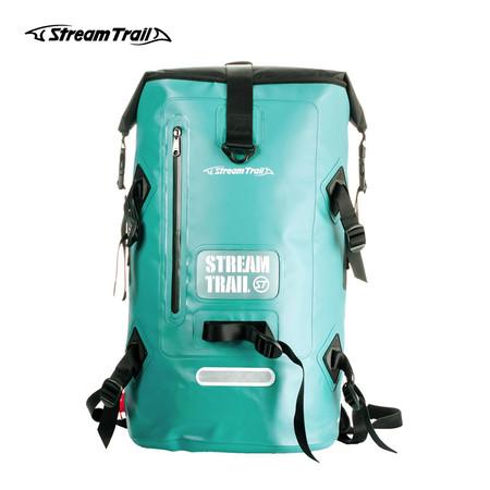 Stream Trail กระเป๋าเป้กันน้ำ รุ่น Dry Tank 40L D2 - สีเขียว Emerald