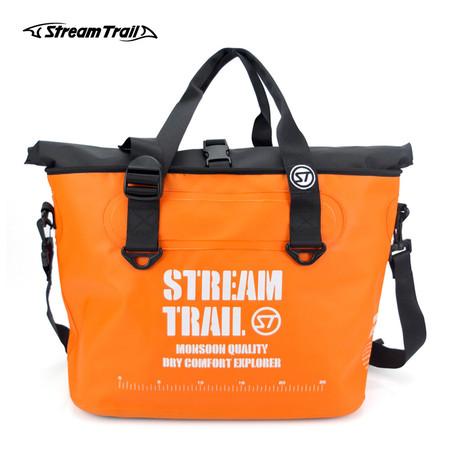 Stream Trail กระเป๋ากันน้ำ รุ่น Marche DX-1.5 - สีส้ม Fire