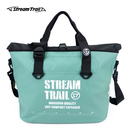 Stream Trail กระเป๋ากันน้ำ รุ่น Marche DX-1.5 - สีเขียวมรกต Emerald