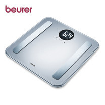 Beurer Diagnostic Bathroom Scale BF198 - Silver