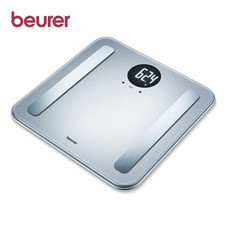 Beurer Diagnostic Bathroom Scale BF198 - Silver