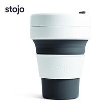STOJO แก้ว Pocket Cup 12 oz - Slate