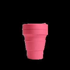 STOJO แก้ว Pocket Cup 12 oz - Peony