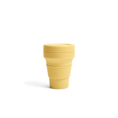STOJO แก้ว Pocket Cup 12 oz - Mimosa