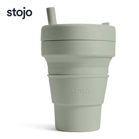 STOJO แก้ว Titan Cup 24 oz - Sage
