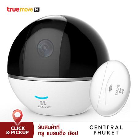 กล้องวงจรปิด EZVIZ C6T MINI 360 PLUS 1080P WI-FI + เซนเซอร์ตรวจจับการเปิด/ปิด EZVIZ T2